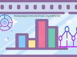 Autoviz Tool for plotting Dataset