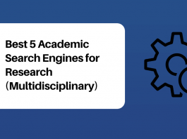 Best Academic Search Engines