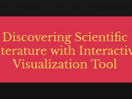 Litmaps interactive visualization tool