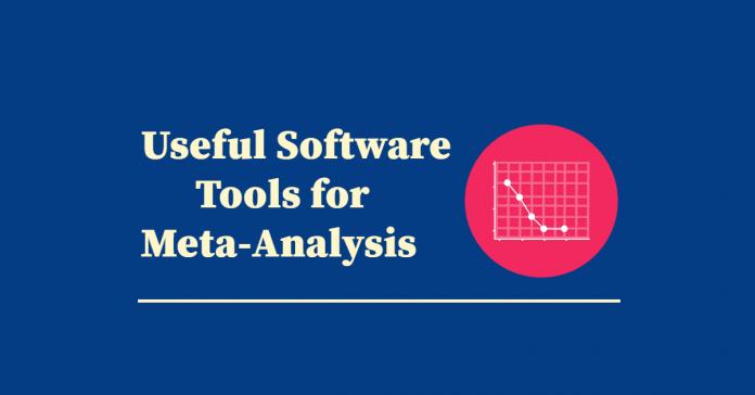 Tools for Meta Analysis