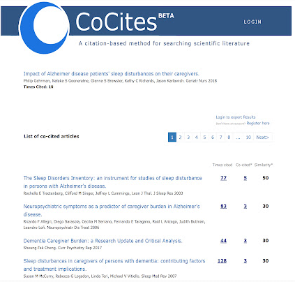 CoCites google extension for students, research scholar