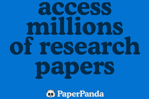 Paperpanda- Get Millions of Research Papers