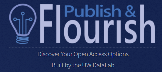 Publish and Flourish Open Access journal discovery and suggester tool