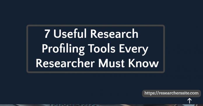 Researcher profiles
